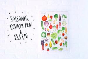Kraftfutter Saisonkalender & Kräuterkalender