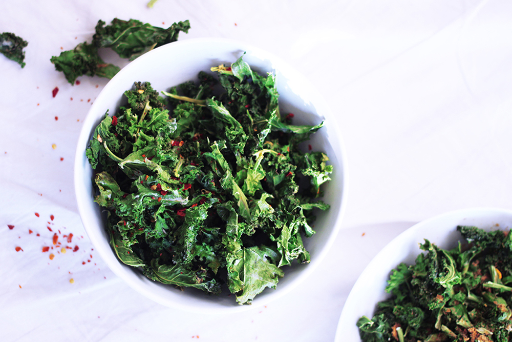 3 Grünkohl Rezepte | Kohlchips & mehr