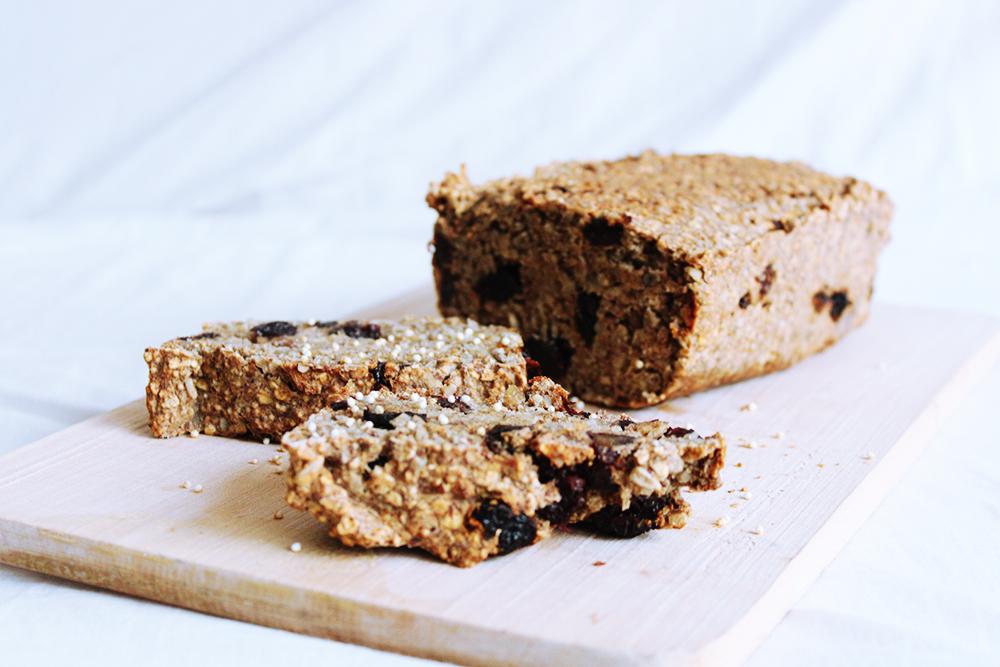 Müsli Brot (glutenfrei)