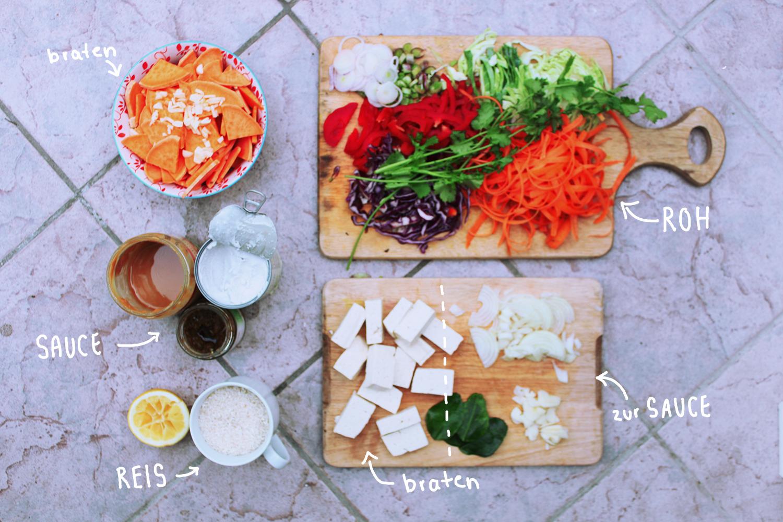 curryzubereitung
