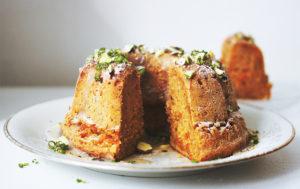 Apfel Nuss Karotten Kuchen (vegan & glutenfrei)