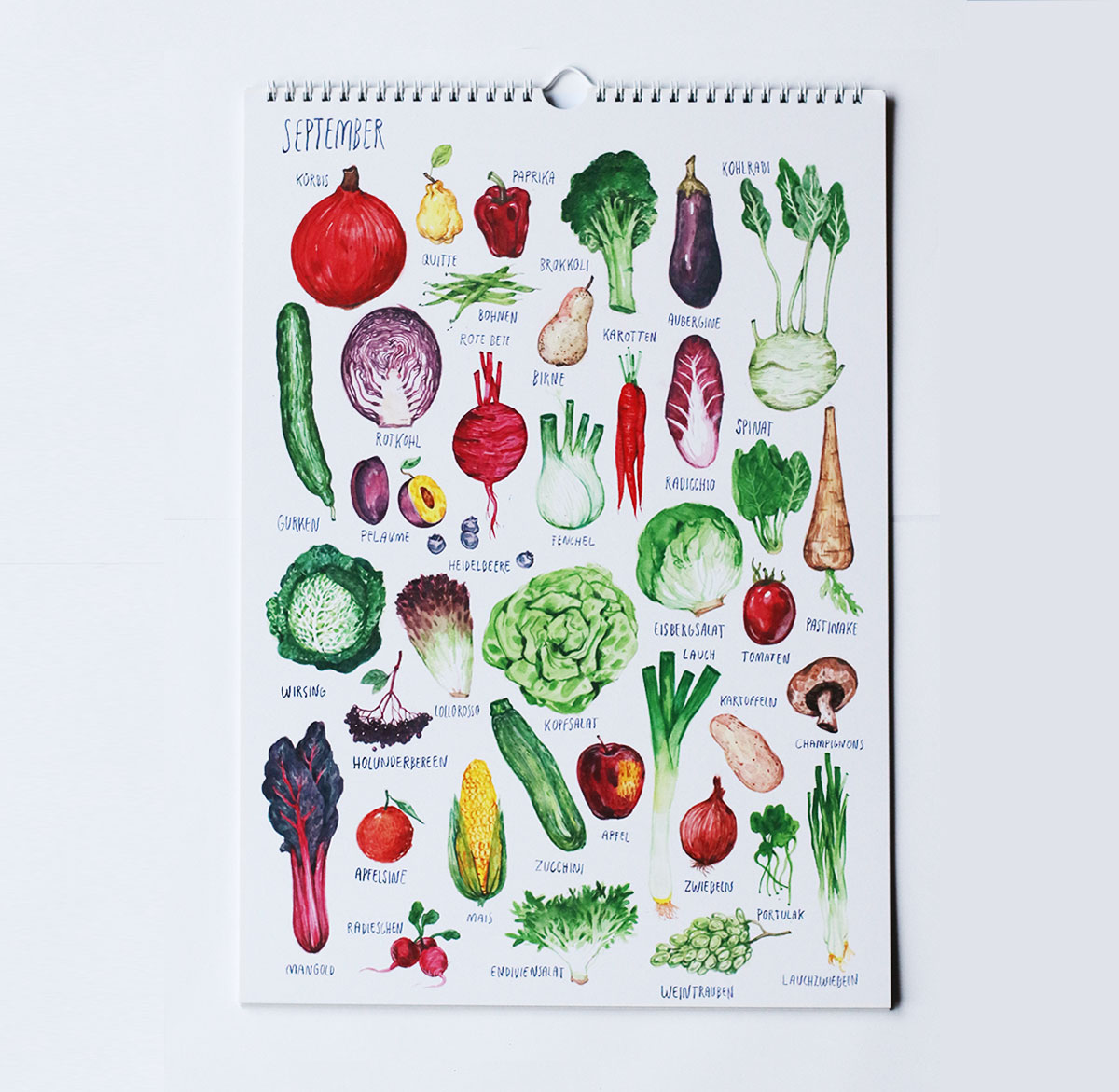 mein Saisonkalender