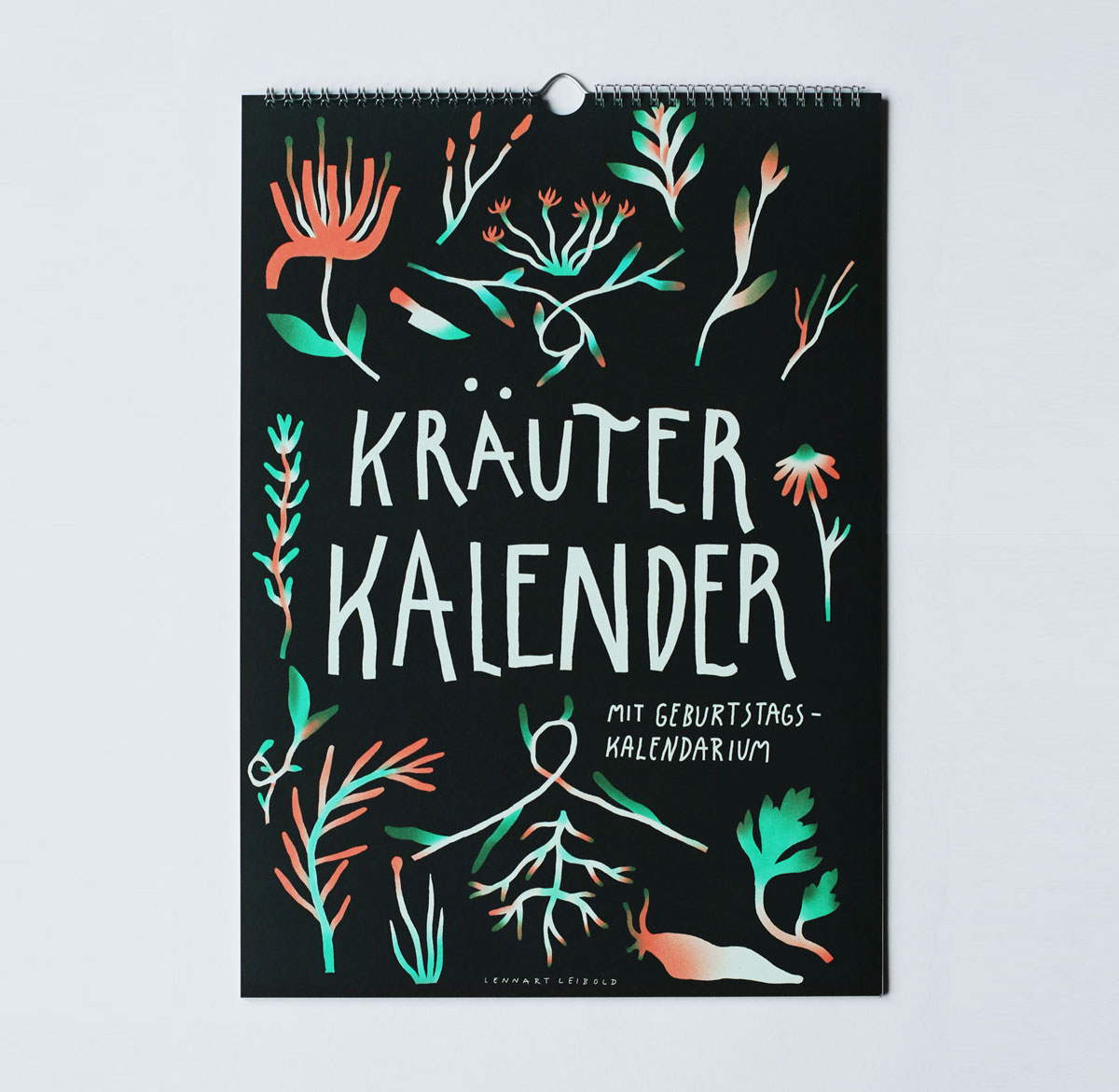 unser Kräuterkalender