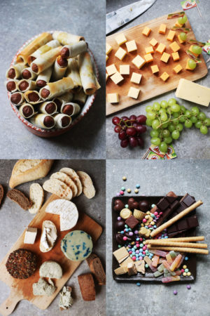 Mein silvester buffet & liebste vegane Produkte (Werbung)