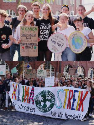 Klimastreik 24.05.2019 Münster